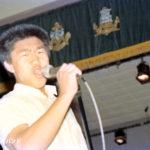 19850721~24さわだバンド栄高祭開会式演奏04